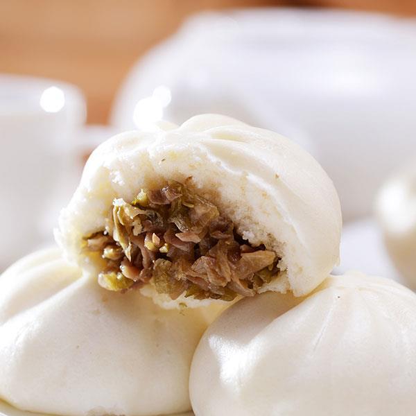 奇美肉包 圖/取自奇美食品官網