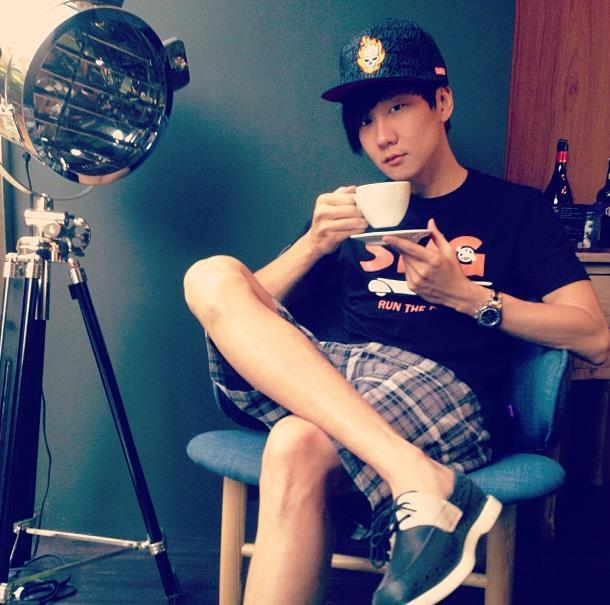 JJ喝咖啡(IG/林俊傑)