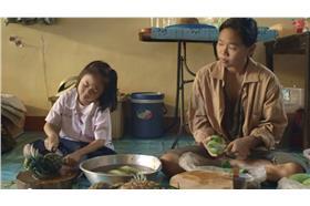 鳳梨與女兒的故事/youtube
