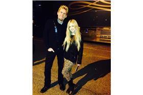 圖/Avril Lavigne臉書粉絲團