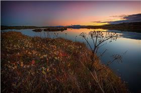 autumn,秋天,閏月(flcikr-Ævar Guðmundsson)