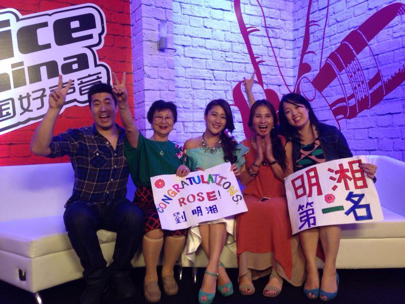 中國好聲音3-中天提供