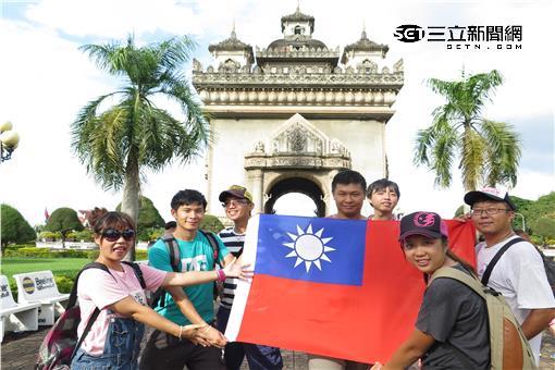 在台灣的故事 國旗