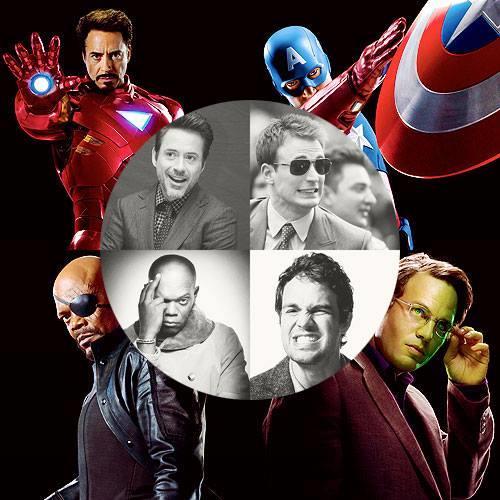 Robert Downey Jr 臉書