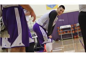 林書豪-LA Lakers FB