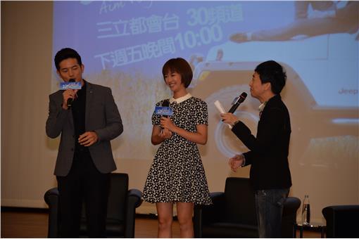 「22K夢想高飛」宥勝與孟耿如前進校園