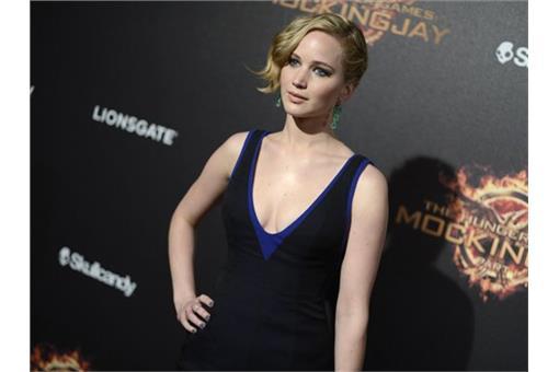 Jennifer Lawrence(圖/美聯社/達志影像)