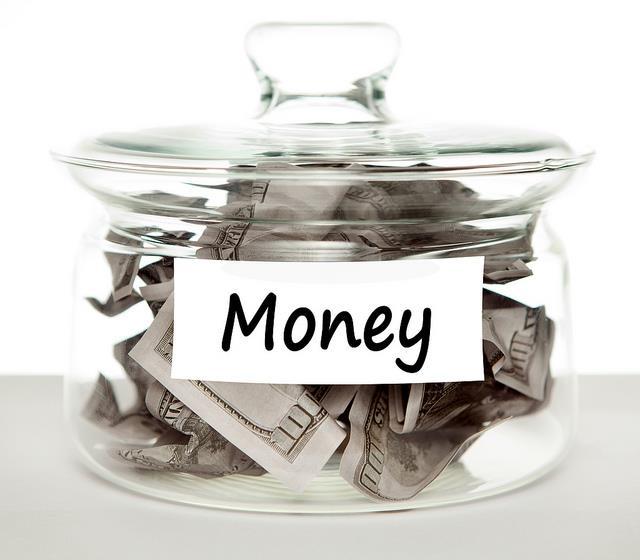 錢/flickr