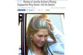 珍妮佛安妮斯頓/E!news