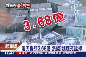 洗掉3.68億1200