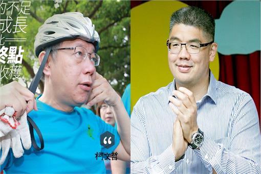 製造學校對立?尹乃菁挺連勝文:輔大人幹掉台大人(臉書)