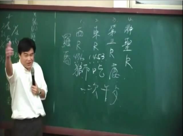 呂捷歷史老師之獅吃鹿記憶法_YouTube