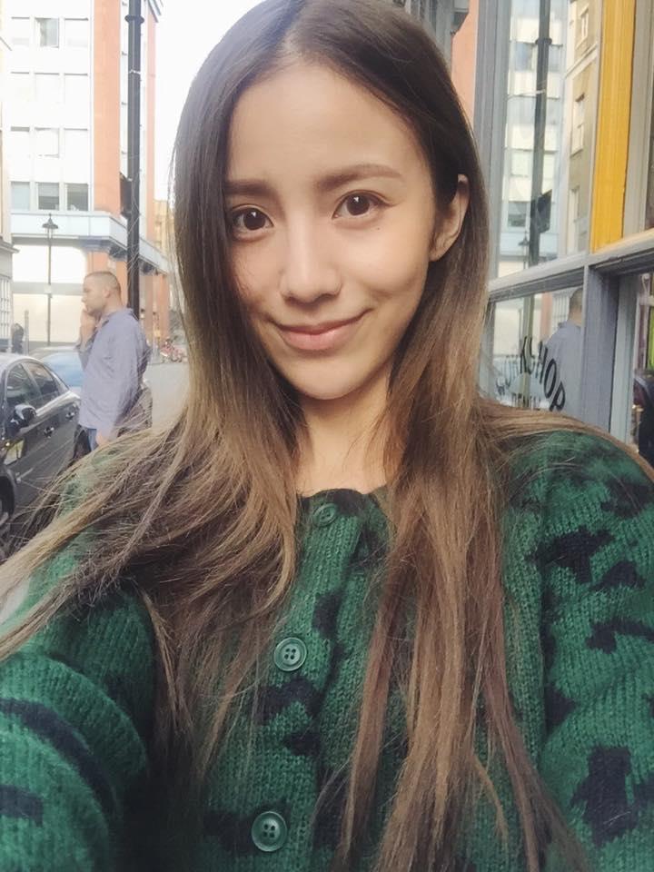 筱婕(張甯兒)臉書