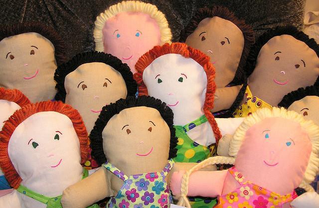 娃娃,玩偶,玩具,人偶flickr-normanack