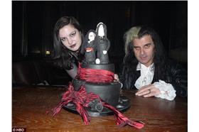 吸血鬼/翻攝自英國《每日郵報》