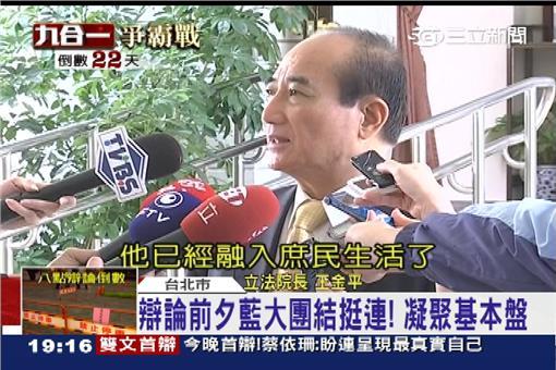 連勝文,王金平,國民黨