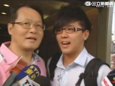 蕭家淇與兒子