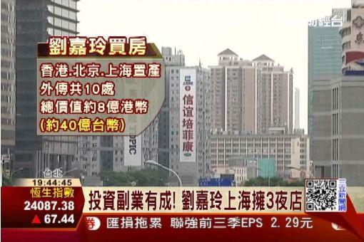 商界女強人! 劉嘉玲傳擁40億房產