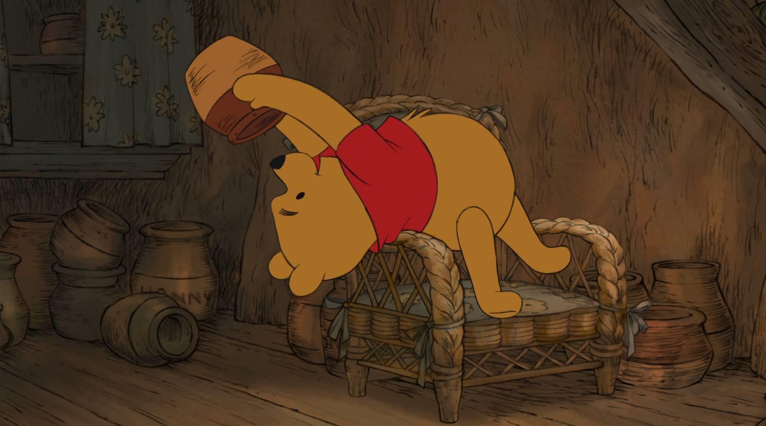 winnie(winnie the pooh-facebook)