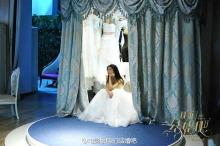 高圓圓-電影版《咱們結婚吧》微博
