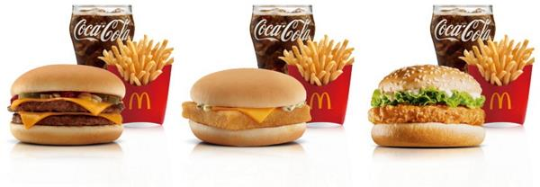麥當勞-官網
