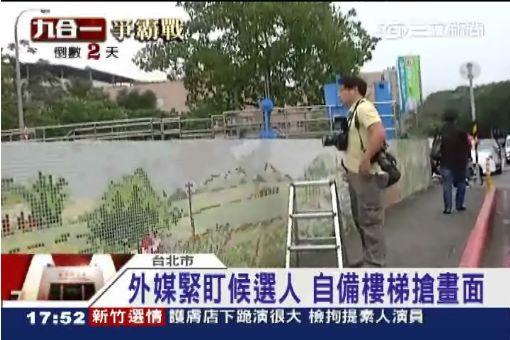 國際媒體貼身觀察連柯 外媒:台灣需改變