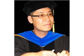 金門大學助理教授沈鼎康 來源:金門大學網站