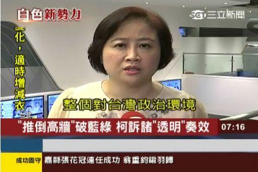 """""""策略錯誤.忽略公民崛起"""" 連勝文慘敗"""