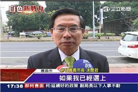涂醒哲,嘉義市長,民進黨