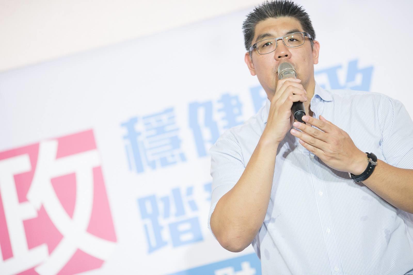 連勝文-臉書