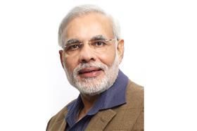 印度總理Narendra Modi(C.C. licence,作者/David Levy)
