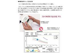 疲勞測量_日經新聞