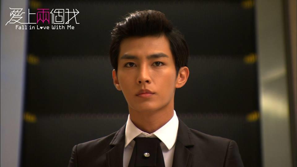 最佳男演員-愛上兩個我臉書-炎亞綸
