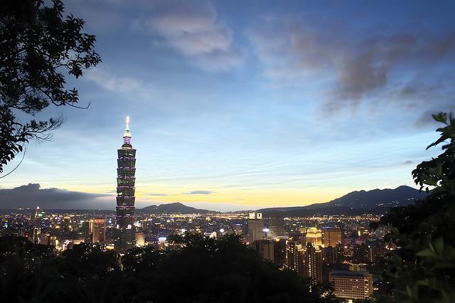 台北101/Flickr-Chris