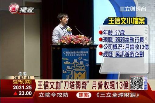 """超夯手遊""""刀塔傳奇"""" 月營收飆13億"""