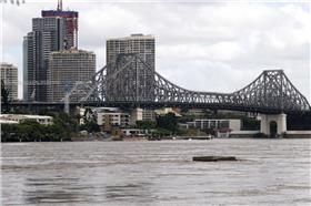 澳洲布里斯本河(ap)