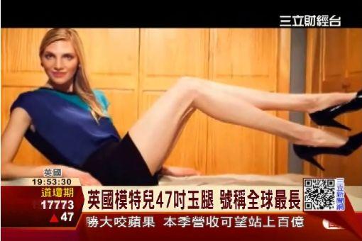 85cm超長腿 女星菜菜緒網路爆紅
