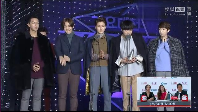 《SBS歌謠大戰》/tv.sohu