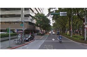 敦化南路一段(GoogleMap)