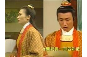 香港TVB撞衫 圖/中國娛樂網