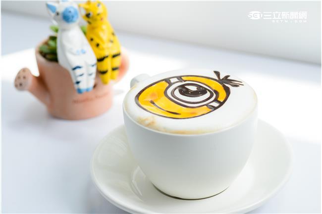 【大華小愛】台北必去3大咖啡館,第2間創意拉花太可愛了 | 名家
