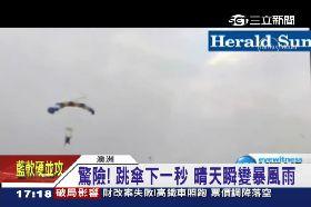 跳傘變逃命1700