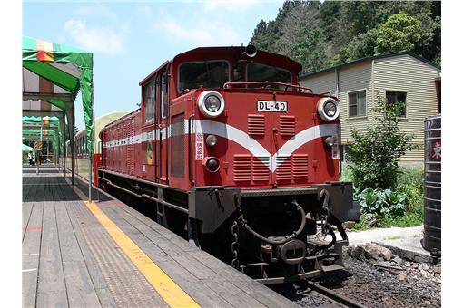 阿里山森鐵/阿里山鐵道維基百科