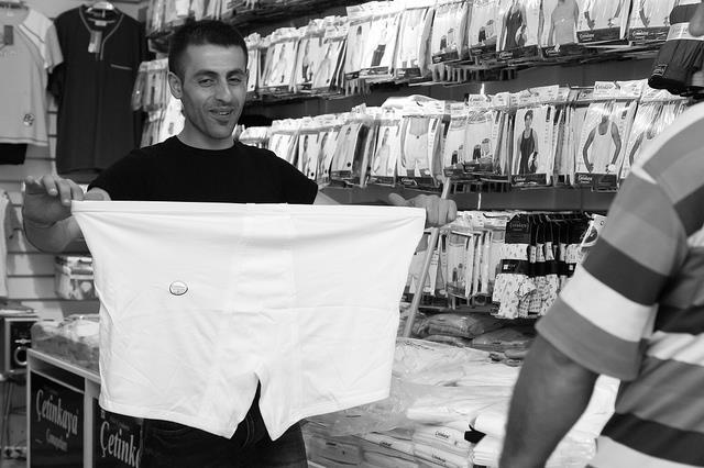 內褲/Flickr-Imad HADDAD