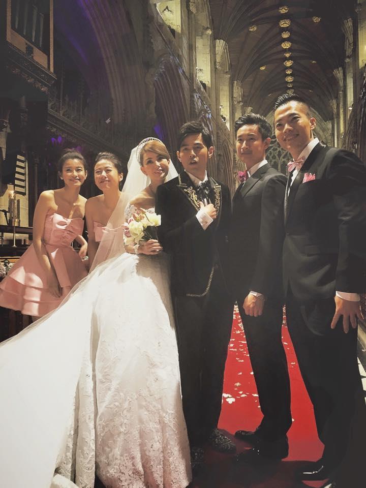 周杰倫婚禮_臉書