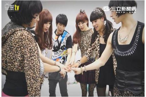 韓團VIXX/MTV提供