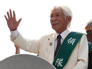 辜寬敏 (圖片來源:維基百科)