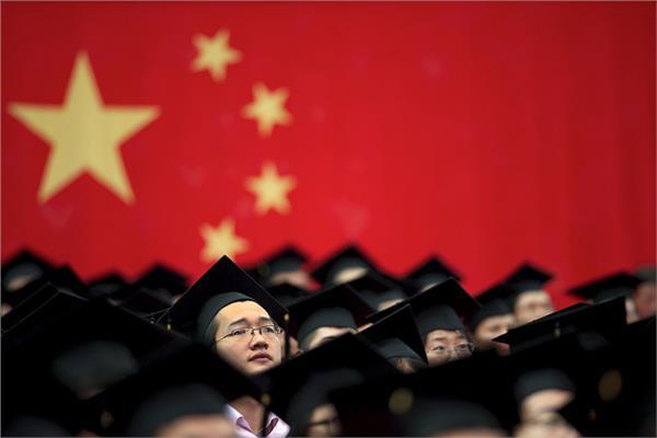 中國、學生、陸生/flickr/Zixi Wu