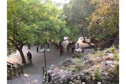 過年留稿關子嶺溫泉風景區 (台南觀光局)