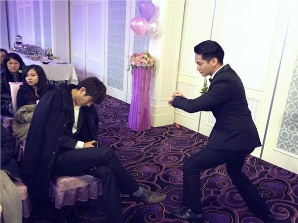 蕭國欽、瘋狗欽、楊銘威/臉書